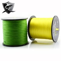 Wholesale M Fighter Brand Japan PE Multifilament Braided Fishing Line Strands Rope Carp Fishing Spearfishing Cord