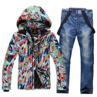 Wholesale Rossignol Men Ski Jacket Windproof Waterproof Men Winter Ski Suit Colorful Breathable Men Jacket Pants
