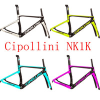 Wholesale 2016 new Cipollini NK1K T1000 k or K racing full carbon road frame bicycle complete bike frameset sell S3 S5 R5 C60 giant merida time