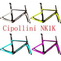 Precio de Marcos de carreras-2016 nuevo Cipollini NK1K T1000 1k o 3K que compite con el marco completo de la bicicleta de la bicicleta del marco del camino del carbón venden S3 S5 R5 C60 795 tiempo merida gigante