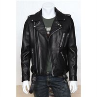 korean leather jacket - Jaqueta Masculino foreign trade new Korean Slim fashion jackets leather jackets and coats zipper locomotive M