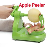 Wholesale Apple Peeler Practical Manual Fruit Peeler Zester Easy Apple Skin Peeler Cutter Peeling Slicer Machine Creative Home Kitchen Tool