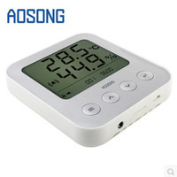 Wholesale Room Humidity amp temperature transmitter humidity sensor wall mounting RS485 output AW3485