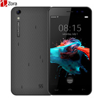 Wholesale Original Homtom HT16 inch Cell Phone Android MT6580 Quad Core GB RAM GB ROM WCDMA Smartphone MP Camera Mobile Phone