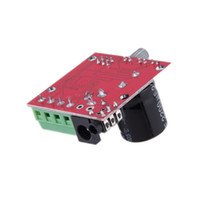 Wholesale W Dual Channel Hi Fi PAM8610 Mini Amplifier board V for Computer audio