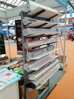 Wholesale Made in china Factory production Quicker Set Up Aluminum Roller Electronic Roll Up Poster Display