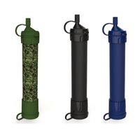 backpacking water filter - 2016Survival Personal Water Filter for Camping Hiking Backpacking and Prepping Portable Purifier is BPA Free and Lightweight Filtration