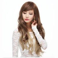 auburn hair color shades - In the new wig clip hair shade non trace hair five card volume clip hair wigs pills