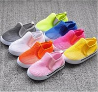 Wholesale Jeff Store kids clogs holes shoes Candy Color