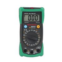 ac current detector - MS8233C Digital Multimeter Non Contact Voltage Tester AC DC Voltage Current Detector Type Temperature Measuring