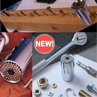 Wholesale New alligator clutch universal connector multifunctional hand tool repair kit mechanic screwdriver adapter multifunctional
