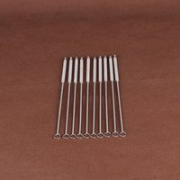 Wholesale Hot Sale Straws Cleaning Brush Fits Yeti Tumbler Rambler Cups Stainless Steel Straw Metal Drinking Straw Beer Juice