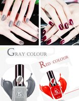 Wholesale New colors Quickly Grey and Red Paint Nail Polish Gray Series Vernis Lacquer Vanish Nails Art