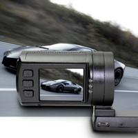 Wholesale car dvd New Arrival Hot Sale Ambarella A7 Dual TF Card Mini Car DVR Recorder DashCam with CPL E5M1 order lt no track
