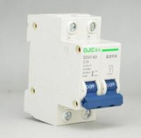 Wholesale Low Voltage DC Circuit Breaker Direct Current Breaker2P63A V