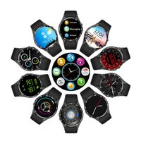 Wholesale Android Smart Watch Mobile Phone MTK6580 Quad Core Wifi Sim Card WCDMA G Heart Rate monitor KW88 Smart Watch