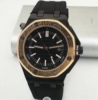 ap offshore - 2016 top quality luxury watch Royal Oak Offshore Rubber band quartz watch with automatic date good looking AP