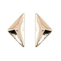Wholesale The new woman punk triangle earrings jewelry earrings women boucle d oreille earrings pendientes for women