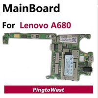 Wholesale Original Used Worked Well Lenovo A680 mainboard mother board Replacement parts supplier for Lenovo A680