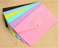 Wholesale Black Leather Clutch Classic Envelope Clutch Little Black Wallet Everyday Clutch Purse