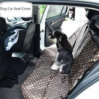 Wholesale Comfortable Oxford Dog Hammock Pet Car Seat Dog Seat Cover