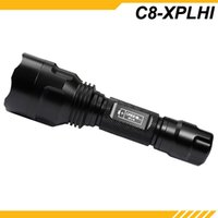 Wholesale Mini Portable Torches Black LED Flashlights Tail Cap Switch Camping Hike Torches Waterproof Mode Flashlights S024268