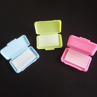 apple packing material - 20 packs Dental orthodontic protective wax strawberry apple mint scent for your choice dental instrument dental material