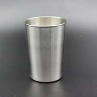 Wholesale High Quality Stainless Steel Wine Goblet Cup Stemware Drinks Cup Martini Drink Bar Party Drinkware ml