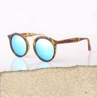 amber girl - 2016 Newest Hot Designer Brand Sunglasses Round Gatsby Men Sun Glasses Women Outdoor Retro Sunglass Gafas de sol mm unisex with case