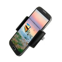 Wholesale S5Q Rotating Car Air Vent Mount Cradle Phone Holder Car Navigation Holder AAAGDO