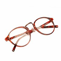 Wholesale Mens Women Nerd Glasses Clear Lens Eyewear Unisex Retro Eyeglasses Spectacles