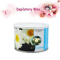 Wholesale hair removal wax g or g metal can depilatory brazilian hard wax