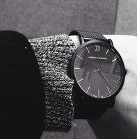 Wholesale montre homme top brand luxury Larsson Jennings watch men s watches Business fashion Quartz watch relojes hombre mvmt