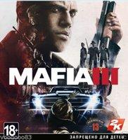 Wholesale Hot Sale Video Games Mafia III Factory Sealed