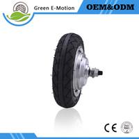 Wholesale Powerful inch electric wheel hub motor mm diameter V W W W W electric scooter motor