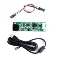 Wholesale Wire Resistive USB Touch Screen Controller LCD Digitizer Panel Driver Card