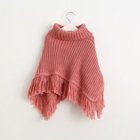 baby ponchos - Hug Me Baby Girls Poncho Cape Christmas Autumn Winter Childrens Kids Clothing Party Poncho Cape AA