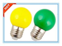 Wholesale small LED per set W bulb with differnt color choice for festival decorations