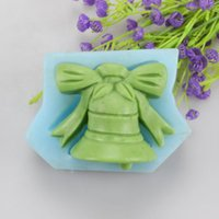 bell soap - Small Bell Shaped silicone Soap Mold Resin Clay Chocolate Candy Silicone Cake Mould Fondant Cake Decorating Tools