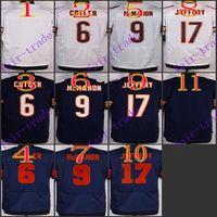 bears cutler jerseys - NIK Elite Football Stitched Bears Blank Jay Cutler Mcmahon Jeffery White Blue Orange Elite Jerseys Mix Order