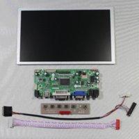 advertising audio - HDMI VGA DV Audio LCD Controller board M NT686768 inch x600 N089L6 LP089WS1 B089AW01 Lcd Panel lcd advertising panel