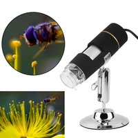 Wholesale 2015 Brand New Digital X MP USB LED Microscope Endoscope Video Camera Magnifier