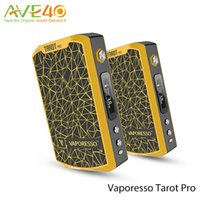 battery powered - Original Vaporesso Tarot Pro w VTC vape Mods Powered by Dual Elektronik Sigara vaporizer battery Upgraded w VTC Box Mod kits