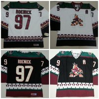 arizona mix - 2016 Mix Order Men s Arizona Coyotes Jerseys Jeremy Roenick ICE Hockey Jersey Embroidery Cheap