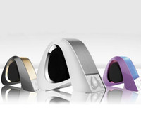 alpha shape - New design Alpha shape mini wireless bluetooth speaker USB portable car speaker