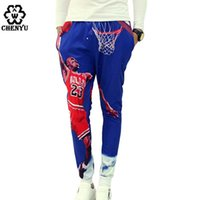 basketball graphic designs - New design d trousers Michael Jordan play basketball graphic sweatpant men running jogger pants hip hop mens clothes M XXL