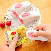 Wholesale Bag Heat Sealer Capper Mini Sealing Machine Food Saver for Plastic Bags Package