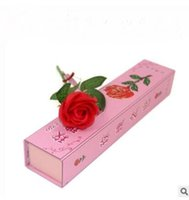 artificial gifts ideas - Artificial flowers soap roses Valentine gift ideas wedding supplies single manufacturers