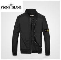 baseball hot jackets - 2016 spring new teen baseball shirt Korean version of casual men s island jacket thin models hot sale Stone jackets
