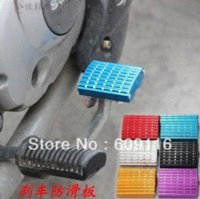 Wholesale universal black color motorcycle foot rests brake pedal Foot Rests Cheap Foot Rests Cheap Foot Rests